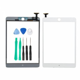 Touch Screen with Digitizer & Tools for iPad mini 1 White