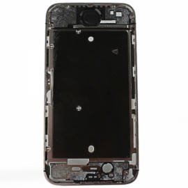 Replacement Part Aluminum Alloy Middle Housing Frame Plate Chassis Bezel for Apple iPhone 4S Black & Silver