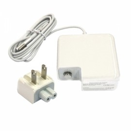 Charger Power Adapter for Macbook 85W Apple Elbow / L-Head US Plug
