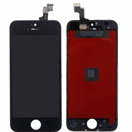 LCD Touch Screen Assembly for iPhone 5SE Black