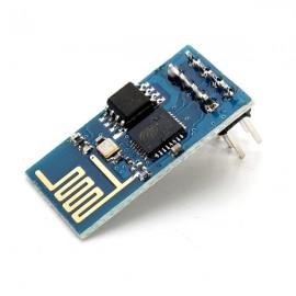 ESP8266 ESP-01 Remote Serial Port WIFI Transceiver Wireless Module Blue