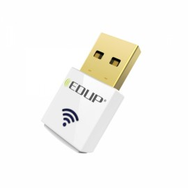 Mini USB 600Mbps 2.4G&5.8G Dual-band Wireless Network Card Adapter A1619