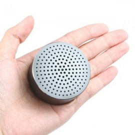 Xiaomi Aluminum Alloy Portable Mini Bluetooth 4.0 Speaker for Cellphone Tablet Gray