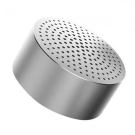 Xiaomi Aluminum Alloy Portable Mini Bluetooth 4.0 Speaker for Cellphone Tablet Silver