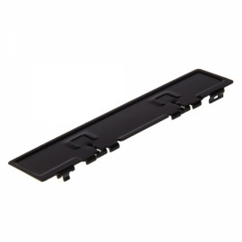 Aluminum Heat Spreader for DDR DDR2 Memory RAM Black