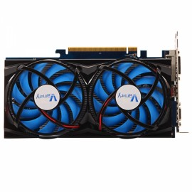 Vamery GTX650 2GB 384Bit DDR3 PCI-E Graphics Card Blue