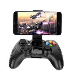TFLASH Wireless Bluetooth Mobile Game Controller Gamepad for Android Black