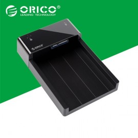 ORICO 6518US3-V1 USB 3.0 Hard Disk Drive Enclosure Case Black