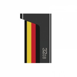 TLIFE 2-in-1 32GB OTG USB 3.0 Flash Drive Flag of Germany Pattern