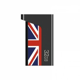 TLIFE 2-in-1 32GB OTG USB 3.0 Flash Drive The Union Jack Pattern