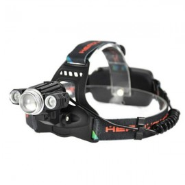 Super Bright 3 LED(1T6+ Adjustable Focal Headlight