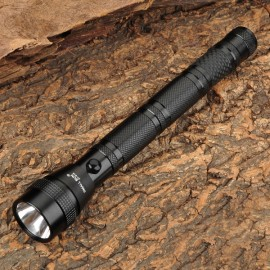 SMALL SUN ZY-515 60LM White Flashlight Black (3 x AA)