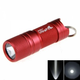 UltraFire U-X1 R5 80LM Mini Emergency Rescue LED Flashlight Red