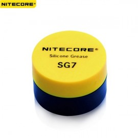 NITECORE SG7 Flashlight Silicone Oil Grease for Maintenance Retail Transparent