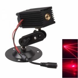 660 ZC03 5mW Red Laser Module for Laser Positioning Laser Range Measurement Black
