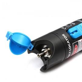 5mW 5KM Red Light Pen Visual Fault Locator Fiber Optic Laser Cable Tester Meter