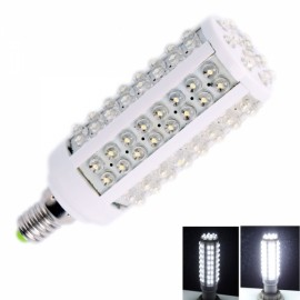 E14 5W 108 LED White Energy Saving Corn Lamp Bulb(220V)