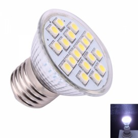 E27 2W 18 LED 5050 SMD Lamp Cup Spotlight Light (85-265V)