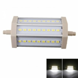 R7S 10W 27LEDs 900-950LM 6000K White Light LED Corn Light (85-265V)