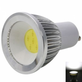 GU10 3W 240-270LM 5500-6500K White Dimmable LED Spotlight Bulb (220V)