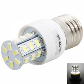 E27 4W 24LED SMD5730 6000-6500K ZM White Corn Light (100-120V)