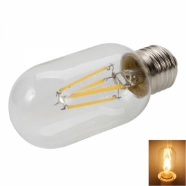 T45 E27 3.5W 2500-2700K Warm White Light Sapphire Stand LED Tungsten Light Bulb (220V)