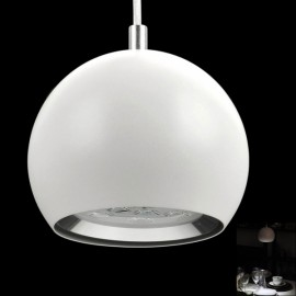 2601-9W-WH 9W 6000-7500K 850LM White Light 9-LED Ceiling Lamp (AC 85~265V)