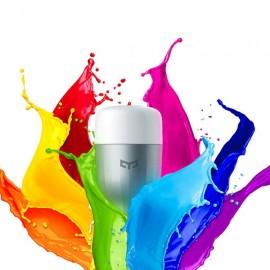 Original Xiaomi Yeelight 9W RGB E27 Smart LED Bulb Dimmable WIFI Remote Control Light