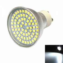 GU10 5W 6000K 500LM 72-2835 SMD LED Energy Saving Lamp Spotlight Cool White Light(AC10-30V)