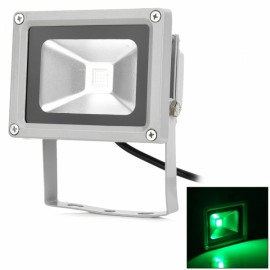 G4 10W 600LM Green Light LED Projection / Advertising / Photography Lamp Gray & Black