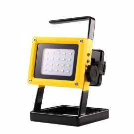 20 LED Portable Magnetica Work Spot Flood Light Lamp