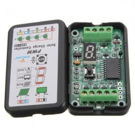 PWM Solar Panel Light Controller Battery Charge Intelligent Regulator (6-12V)
