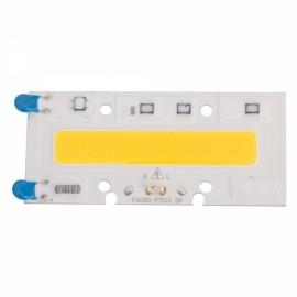 30W DIY COB LED High Voltage Drive Free Chip Bulb Bead for Flood Light AC110V Warm White