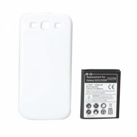 4300mAh Extended Battery with Battery Cover for Samsung I9300 GALAXY SIII