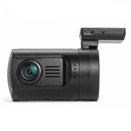 "MINI 0806 X44 1.5"" TFT 1296P Ambarella A7LA50 GPS Car DVR Camcorder Black"