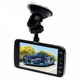 "Car DVR Camera AIT8328P Dash Cam 1080P 4.0"" Video Recorder Registrator G-Sensor Night Vision Black"