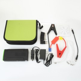 D28 13600Mah Multi-Function Car Jump Starter Power Bank Rechargable Battery 12V