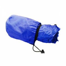 Outdoor Camping Folding Auto-inflation Pillow Random Color