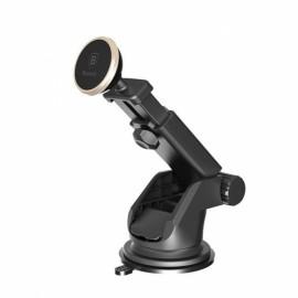 Baseus Magnetic Car Phone Holder Car Magnetic Bracket Mount Stand for Dashboard/Windshield Golden