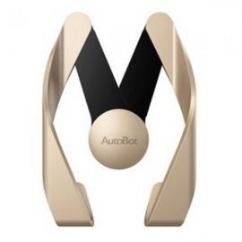 AutoBot Car Holder Air Outlet Smartphone GPS Bracket for 3.5-7.0 inch Smartphones GPS Devices Golden