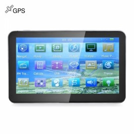 "7"" Car GPS Navigation Navigator with Bluetooth AV?Europe Map?"