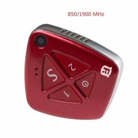 RF-V42 Mini GPS Tracker for Kids Elders GSM Locator for IOS Andriod
