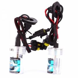H1 55W 3000K HID Xenon Car Lights Bulbs (Pair)