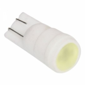 T10 Car Ceramic Light Bulbs 1.5W 12V White
