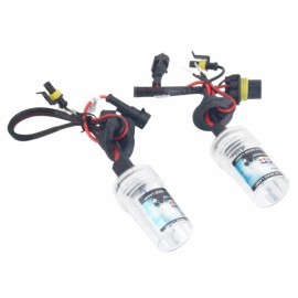 2pcs 880/881 5000K 55W Car HID Xenon Lamps