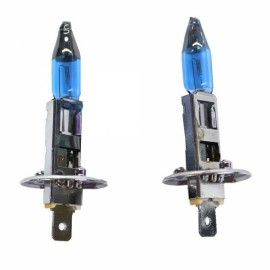 2pcs PEGASUS H1 12V 100W 1900LM 6000K White Automobile Headlights Blue