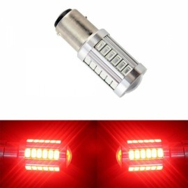 1157 BAY15D 33 5630 LED Brake Turn Signal Rear Light Bulb Car Light Red