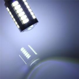 1157 BAY15D 33 5630 LED Brake Turn Signal Rear Light Bulb Car Light White