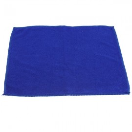 30 x 30cm Ultra-light Car Cleaning Microfiber Absorbent Towel Blue