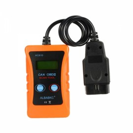 OBDII Auto Car Diagnostic Scan Tool Code Reader Scanner for Audi VW Volkswagen Orange & Black